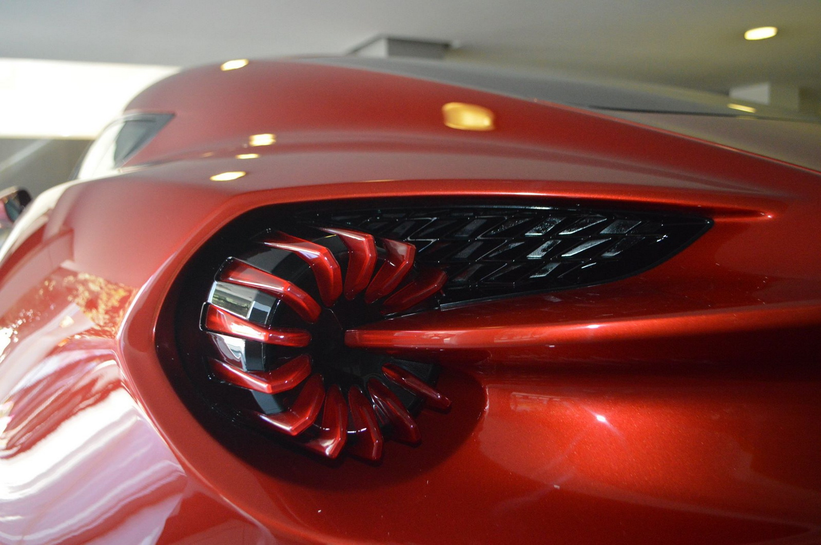 stunning aston martin vanquish zagato shows up in mexico [32 pics]