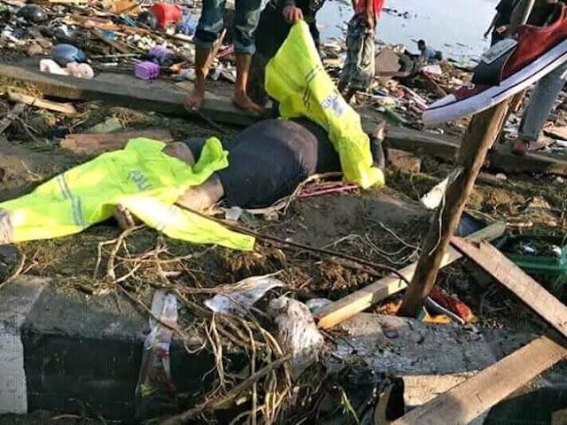 Kisah Menyayat Hati Gadis SMA di Palu, Terjebak di Kubangan Air di Samping Jenazah Ibunya