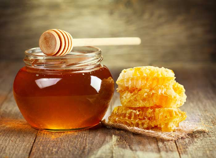 Honey  will never rot