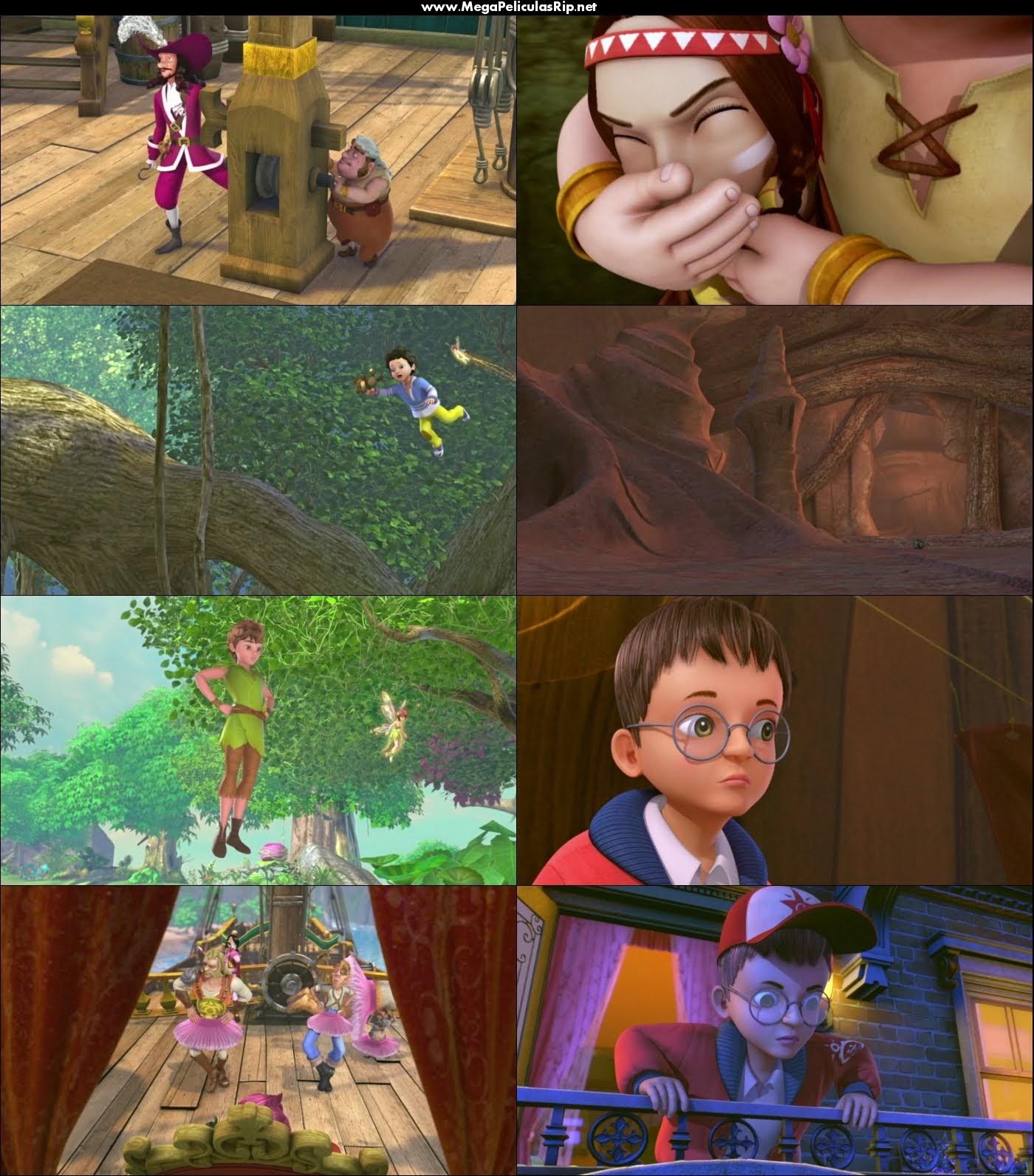 Las Nuevas Aventuras De Peter Pan 1080p Latino