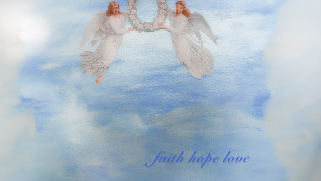 angels faith hope love