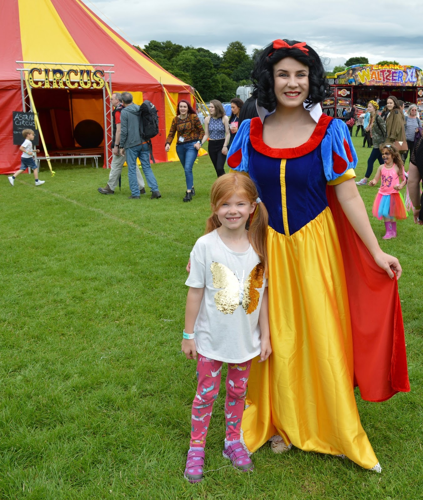 Corbridge Festival 2016 - A Review - Be Your Guest Snow White