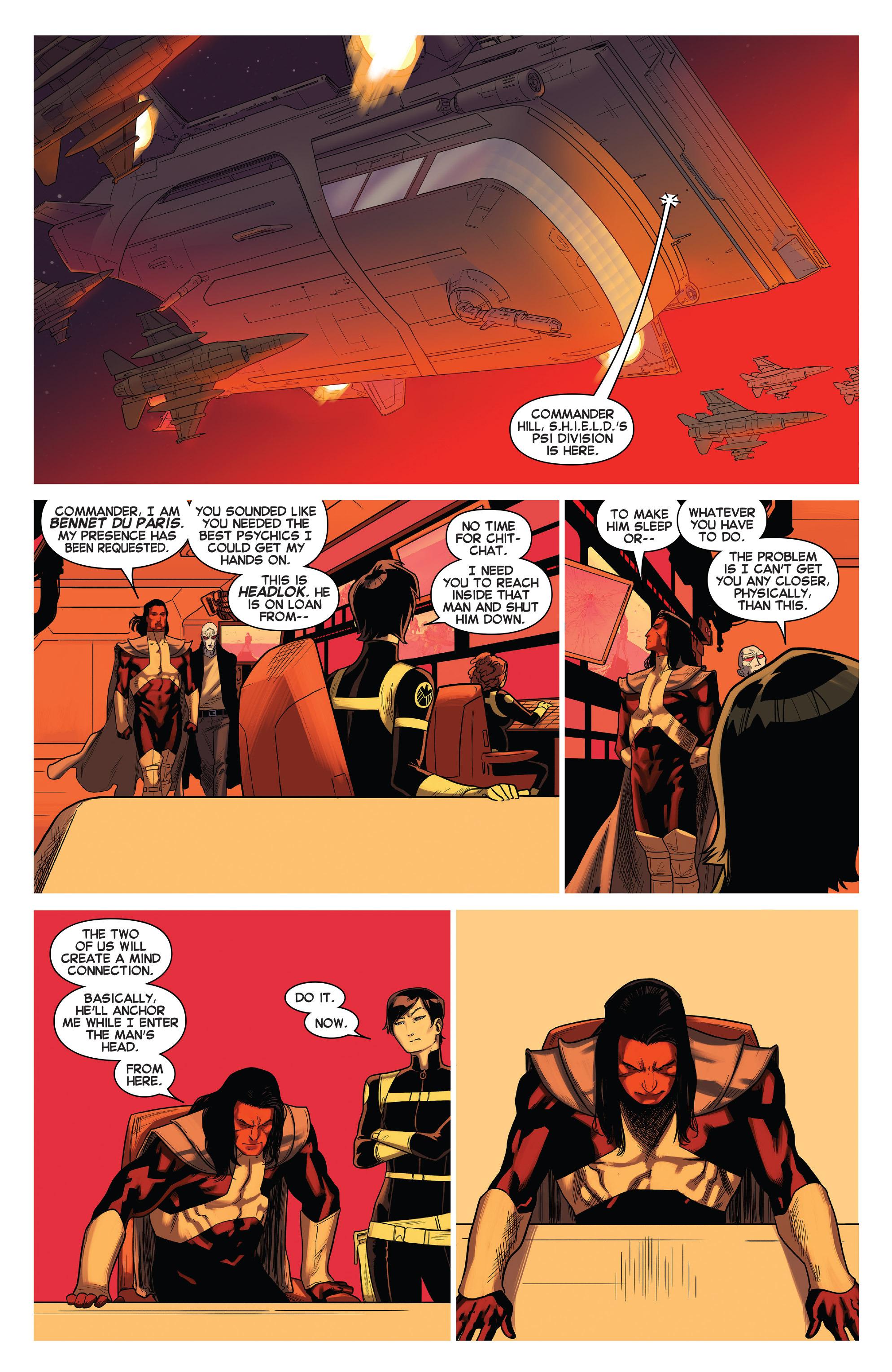 Read online Uncanny X-Men (2013) comic -  Issue # _TPB 5 - The Omega Mutant - 10