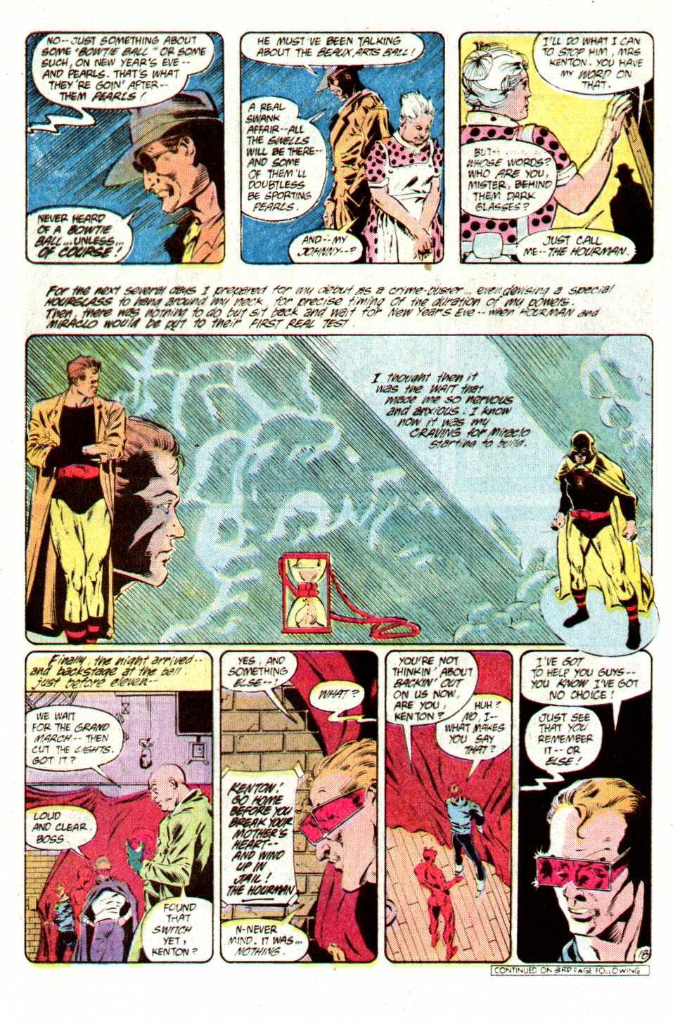 Read online Secret Origins (1986) comic -  Issue #16 - 40