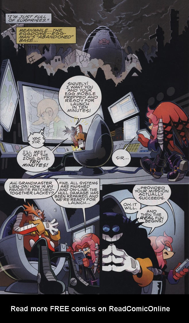 Read online Sonic The Hedgehog comic -  Issue #223 - 15