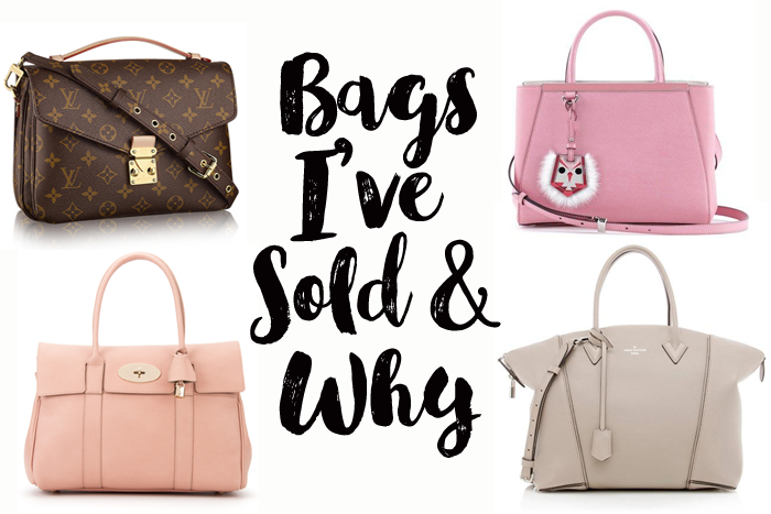 dd2740dc35f Bags I've Sold and Why - 5 Key Lessons Learnt - Chase Amie