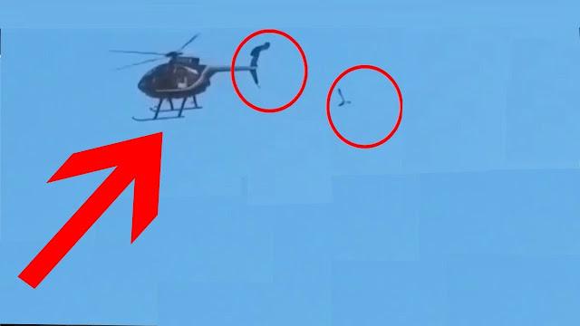 Se estrella un helicóptero de rescate en México donde mueren sus 4 tripulantes