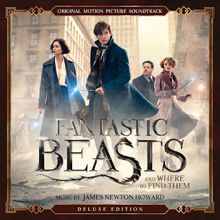 Fantastic Beasts and Where to Find Them (Original Motion Picture Soundtrack) (2016) - Album Download, Itunes Cover, Official Cover, Album CD Cover Art, Tracklist