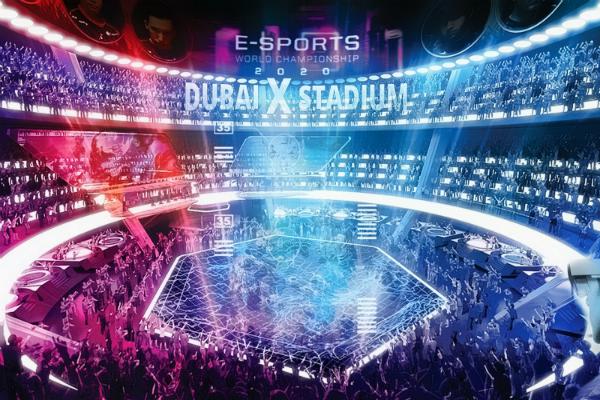 """دبي تعلن عن أكبر """"ستاد"""" للألعاب الإلكترونية في العالم!"""