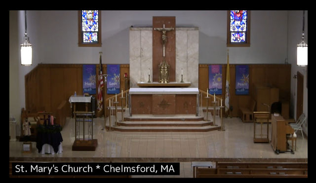 St. Marys' Church, Chelmsford, Massachusetts
