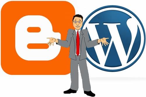 من الأفضل Blogger أو Wordpress؟