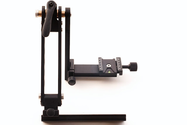 Hejnar Photo Modular Gimbal Head assembled