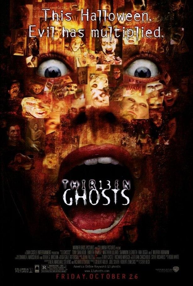 Xem Phim 13 Oan Hồn - Thir13en Ghosts