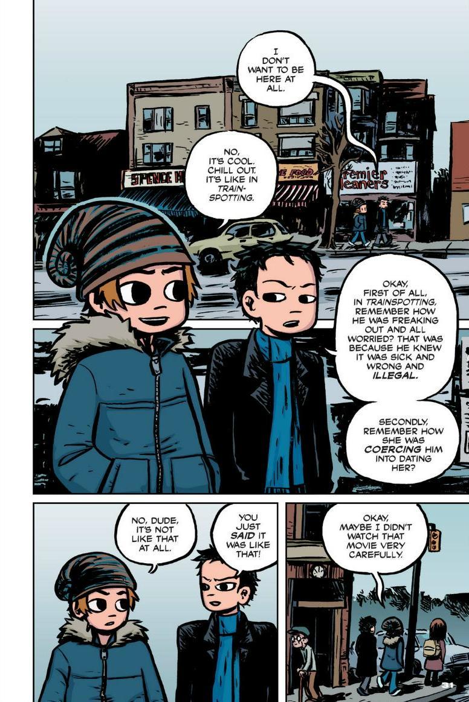 Read online Scott Pilgrim comic -  Issue #1 - 25