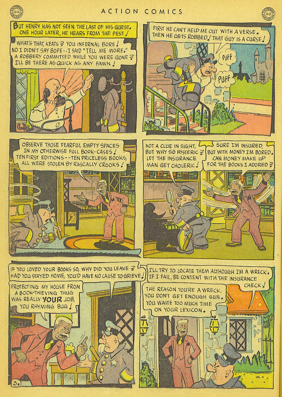 Read online Action Comics (1938) comic -  Issue #91 - 18