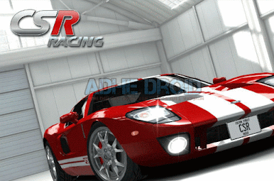 Download game android CSR Racing V3.1.0 Apk + Mod + Data Terbaru