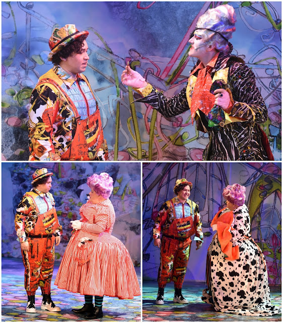 Jack & The Beanstalk Pantomime at the Customs House South Shields 2016