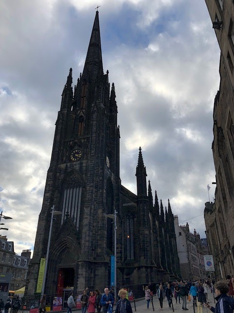 Scotland Church