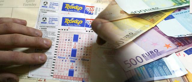 Με 3 ευρώ κέρδισε 3.100.000€ στο Τζόκερ (βίντεο)