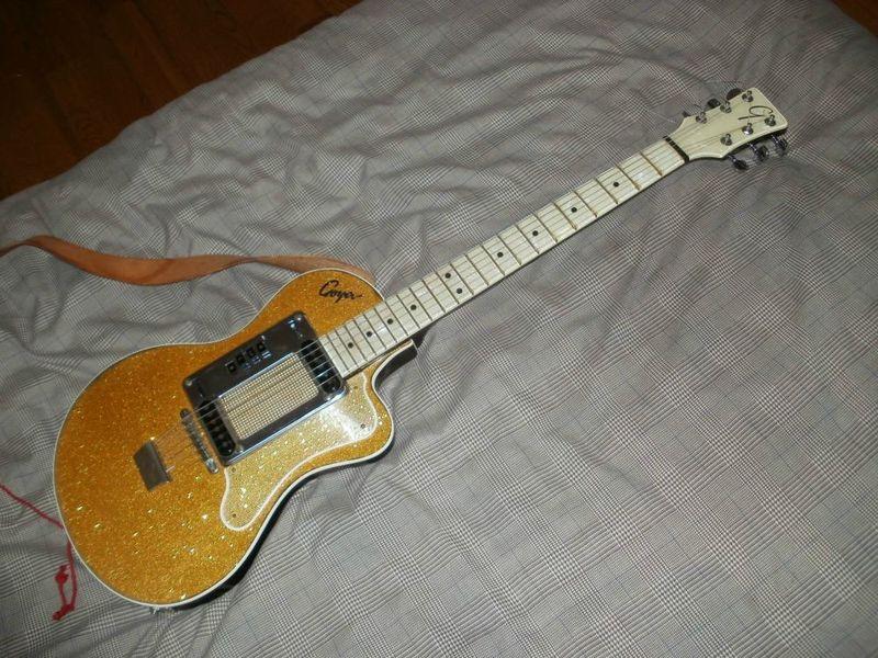 Canadian Vintage Guitar Hunt: 1967 GOYA Electric Jewels