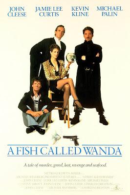 A Fish Called Wanda Poster