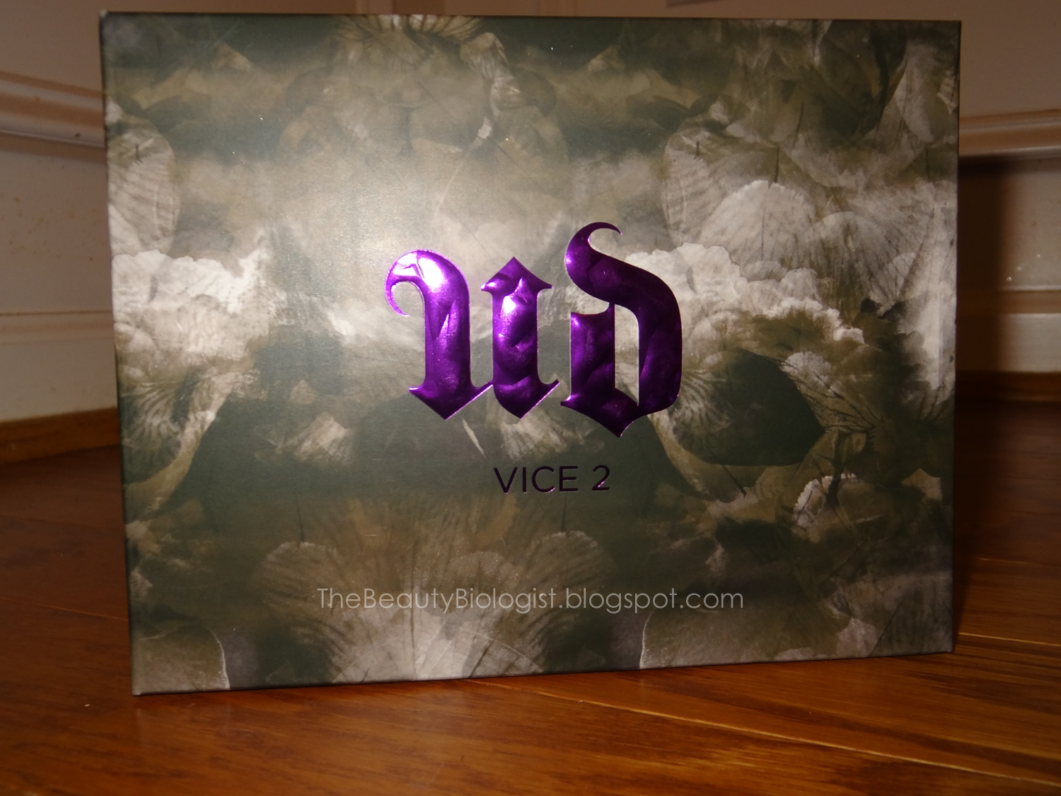 The Beauty Biologist: Urban Decay Vice 2 Palette