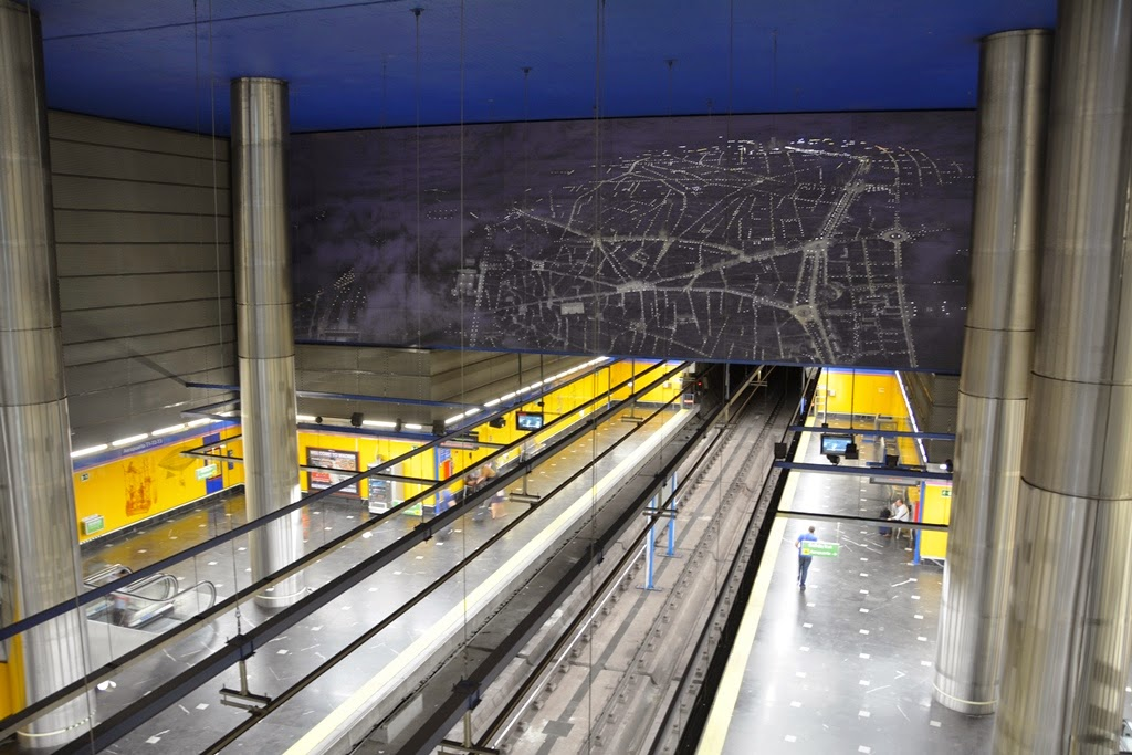 Madrid Metro Airport