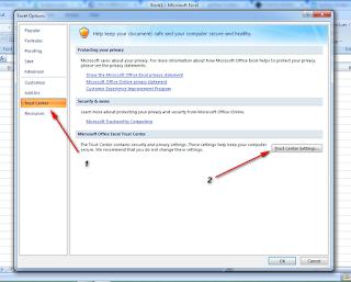 Download Aplikasi Kwitansi Dengan Menggunakan MS. Office Excel