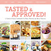 Tasted & Approved Cookbook For Busy Parents By Busy Parents [Special Preorder Price - 20% OFF]