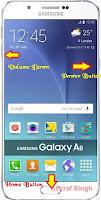 Download mode Samsung GALAXY A8 SM-A8000