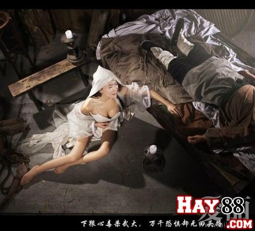Vì dâm tính, Phan Kim Liên đã xuống tay hạ độc chồng để gian dâm với Tây Môn Khánh.