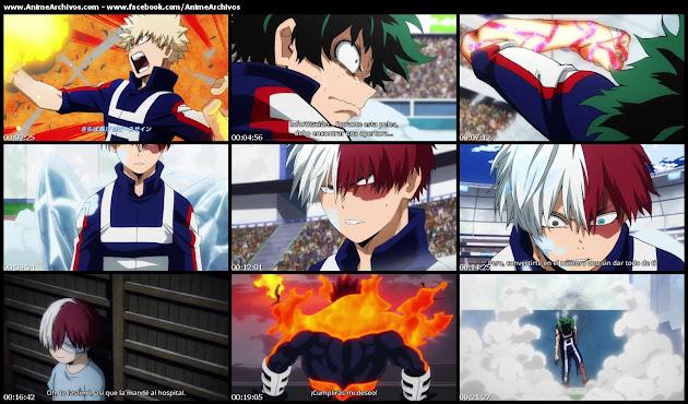 Boku no Hero Academia 2nd Season 10