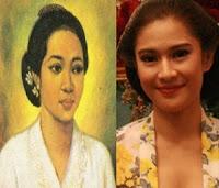 Biodata Dian Sastro Wardoyo pemeran R.A. Kartini