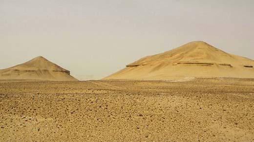 Descubren pirámides desconocidas que empequeñecen a las de Giza