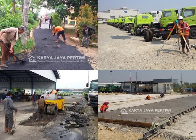 Jasa Perbaikan Jalan Jabodetabek, Jasa Aspal Hotmix, Kontraktor Pengaspalan Jalan