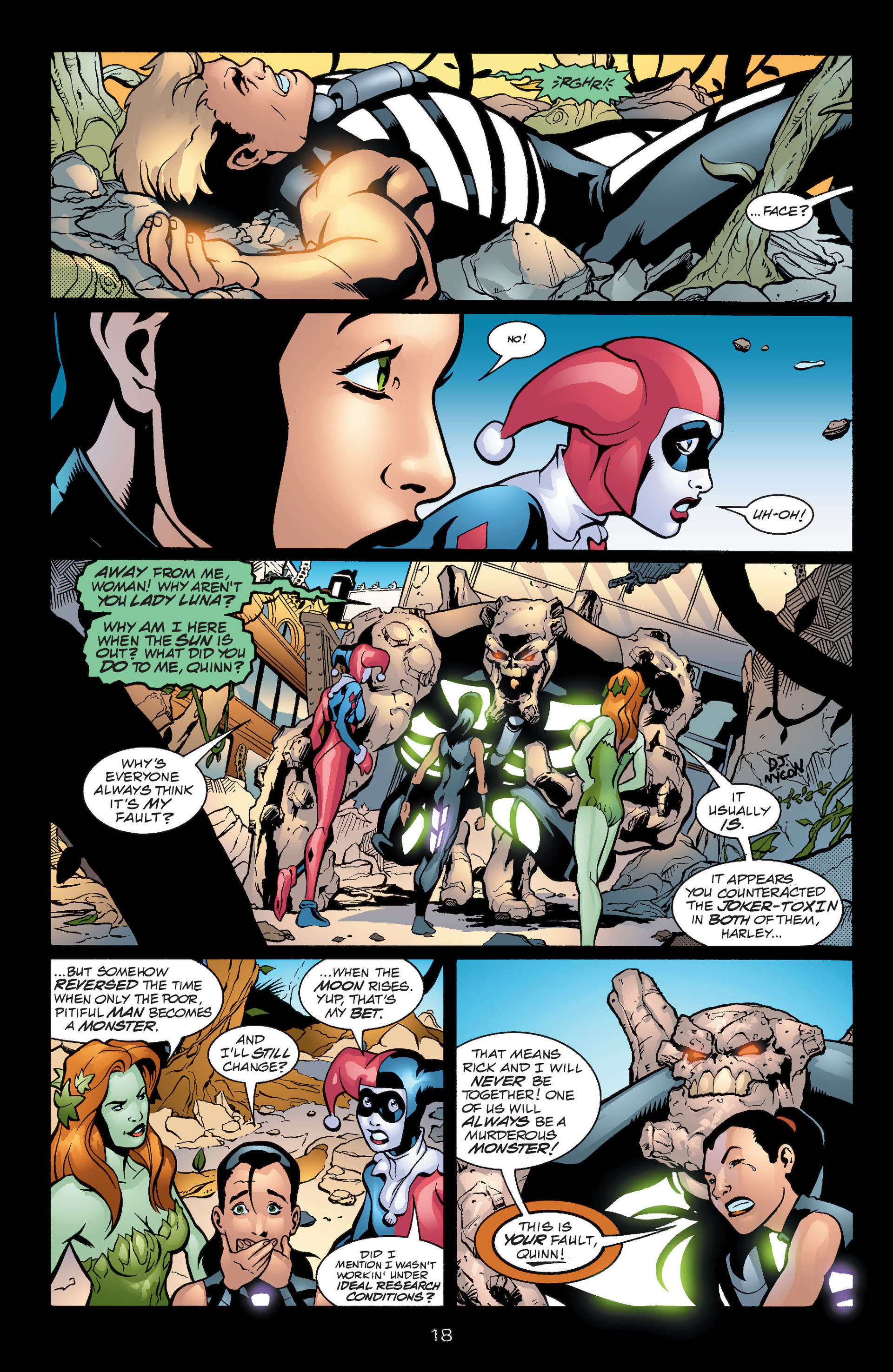 Harley Quinn (2000) Issue #13 #13 - English 19