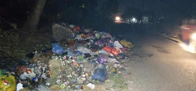 Sampah Berserakan di BTN Seribu, Ini Kata Kepala BLHD Bone