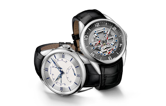 Milus Tirion TriRetrograde 42mm Watch