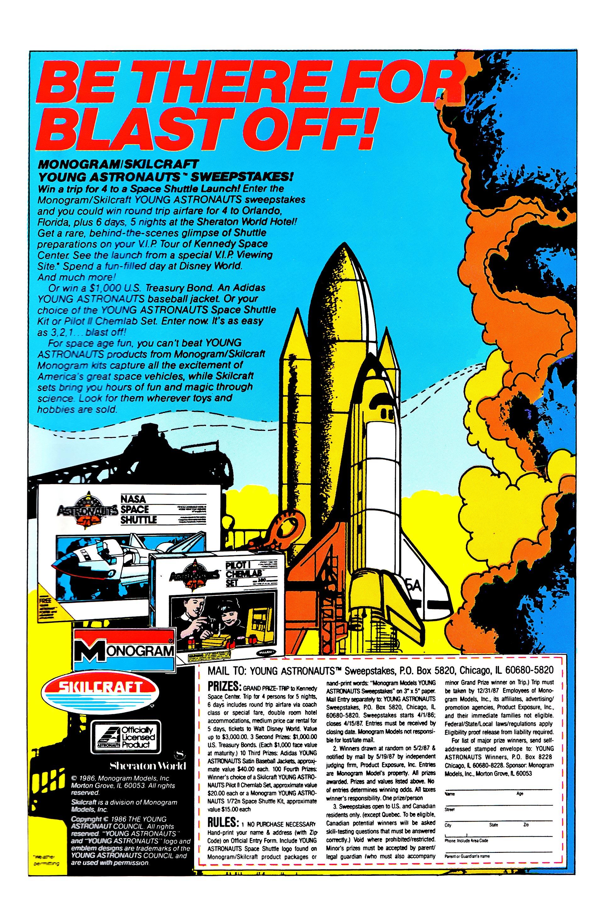 Read online Secret Origins (1986) comic -  Issue #10 - 51