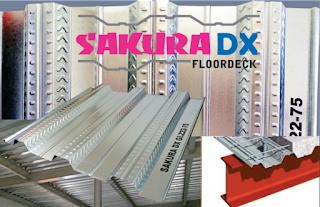 Floordeck Sakura DX