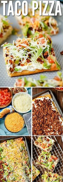Taco Pízza