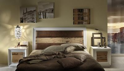 postele z masívu, drevené postele