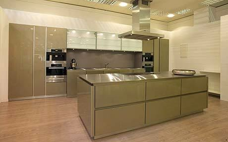 Foundation Dezin & Decor...: Handle-less Kitchen Designs.