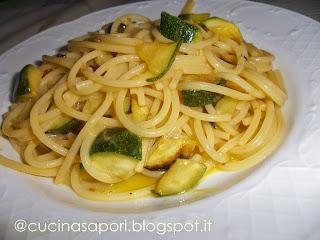 spaghetti-zucchine-zafferano