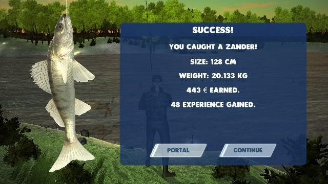 Download Game Mancing Gameplay PC