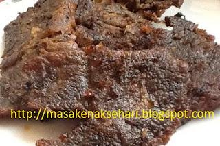 Resep Empal Daging Sapi Pedas merupakan Menu olahan daging yang sangat kreatif dan rasany Resep Empal Daging Sapi Pedas