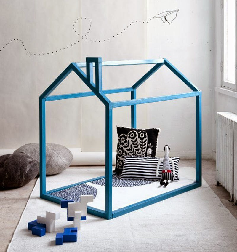 Ideas básicas para decorar el dormitorio infantil perfecto