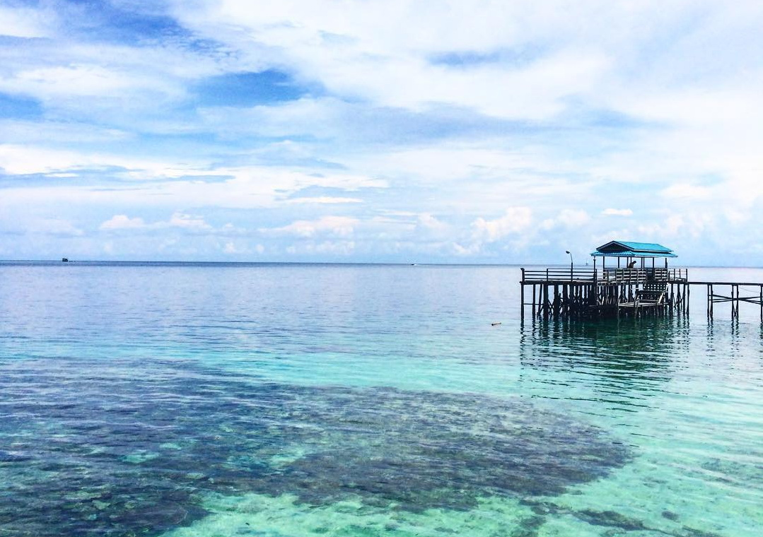 Tempat Wisata Murah Pulau Derawan Di Indonesia