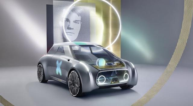 100年後のMINIはカーシェアリングを意識したデザイン?最新コンセプトモデルを公開。