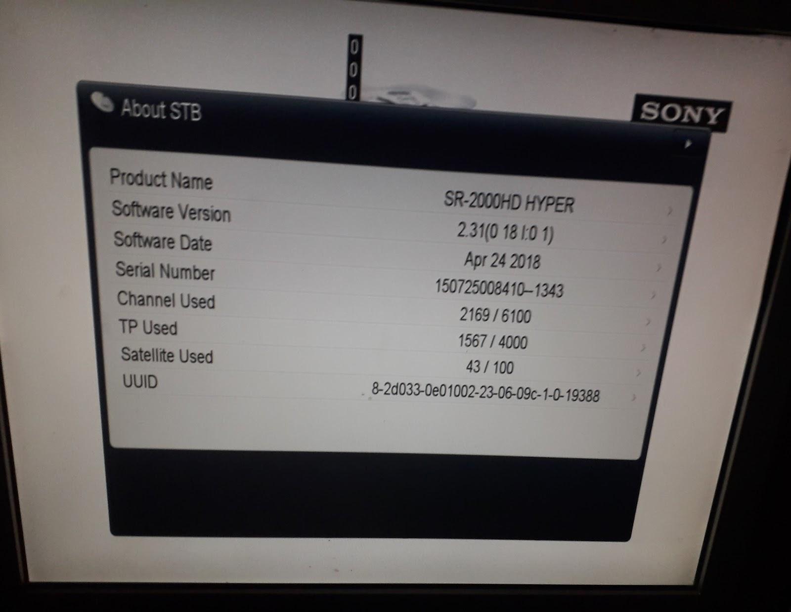 TIGER T8 HIGH CLASS HD NEW SOFTWARE V2 98 | Recivers Software
